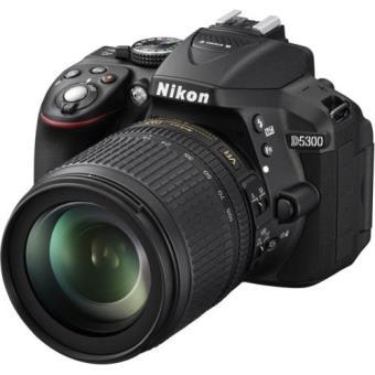 Reflex Nikon D5300 + AF-S 18-105 VR