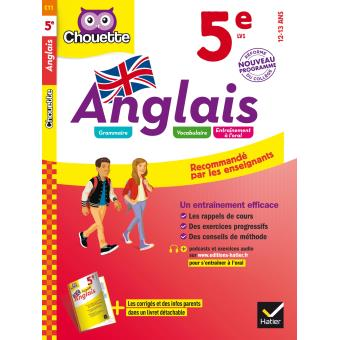 Anglais Lv1 5eme Cycle 4 Niveau A1 A2 Workbook