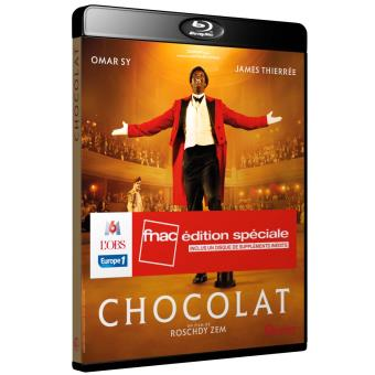 Chocolat Edition Spéciale Fnac Blu-ray