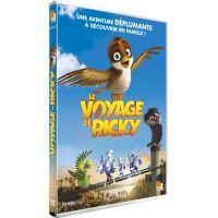Le Voyage de Ricky DVD
