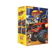Blaze et les Monster Machines Coffret DVD