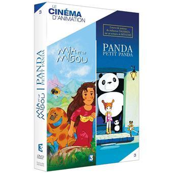 Coffret Le cinéma d'animation Volume 3 DVD