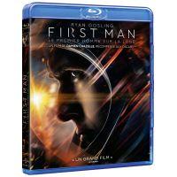 First Man Le premier homme sur la Lune Blu-ray