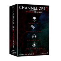Coffret Channel Zero L'intégrale Edition Collector Blu-ray