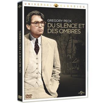 Du silence et des ombres DVD