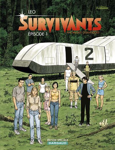 Survivants - Anomalies quantiques - Episode 1 (OP LEO)