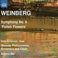 Symphonie n° 8 op 83 - Polish flowers