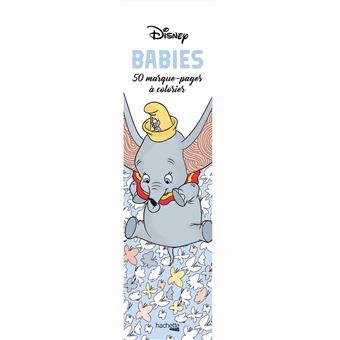 Tsum Tsum 50 Marque Pages A Colorier Marque Pages Disney Babies Audrey Bussi Audrey Bussi Achat Livre Fnac