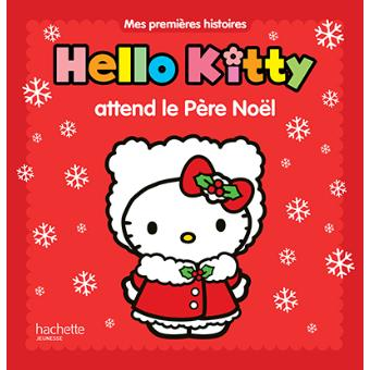 Hello kitty hello kitty attend le p re no l collectif - Hello kitty noel ...