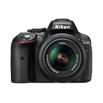 Reflex Nikon D5300 Objectif 18-55 mm f/3.5-5.6 VR