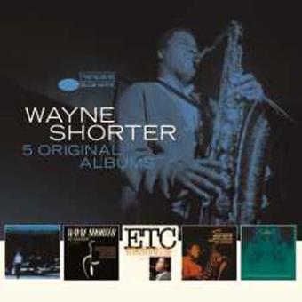 5 ORIGINAL ALBUMS/5CD LTD ED