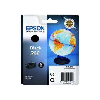 Cartouche Epson T266 Globe Noir