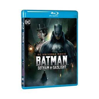 Batman animated seriesBatman : Gotham by Gaslight Blu-ray