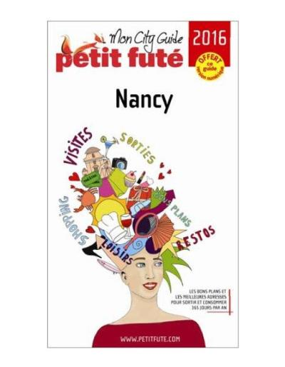 Petit Futé Nancy