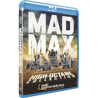 Mad MaxMad Max High-Octane Collection Edition spéciale Fnac Blu-ray