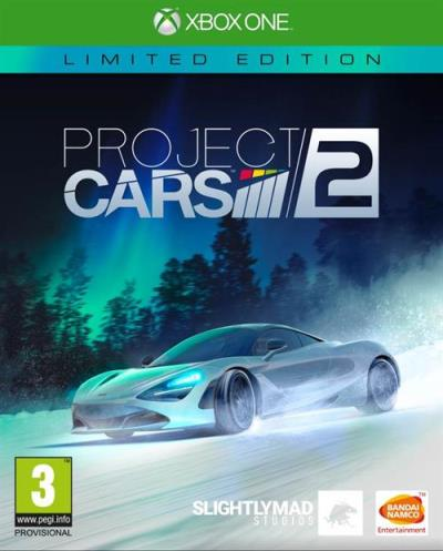Project Cars 2 Edition Limitée Xbox One