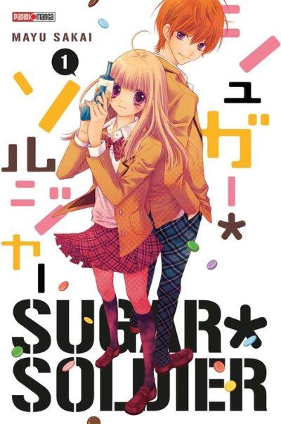 Sugar Soldier T01 - 9782809439106 - 4,49 €
