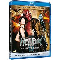 Hellboy II : Les légions d'or maudites - Blu-Ray