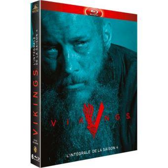 VikingsVikings Saison 4 Blu-ray