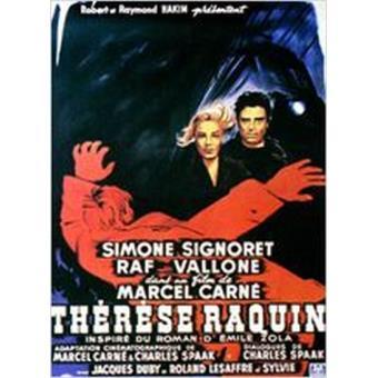 Thérèse Raquin Blu-ray