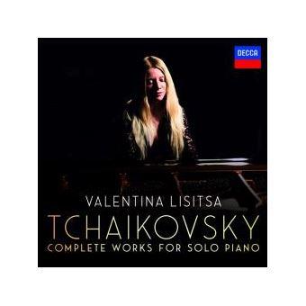 Complete Works For Solo Piano Coffret Edition Deluxe