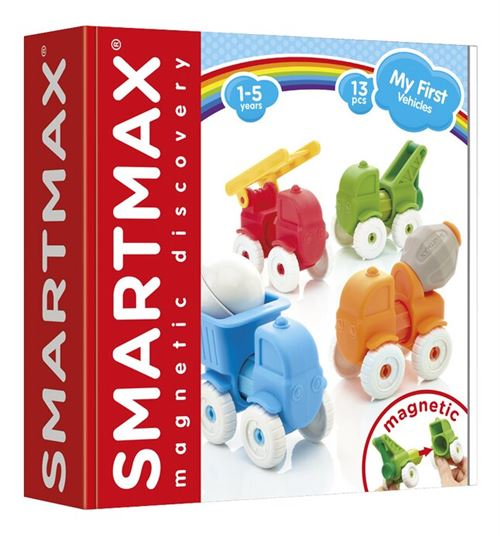 SMARTMAX MY FIRST - VEHICLES