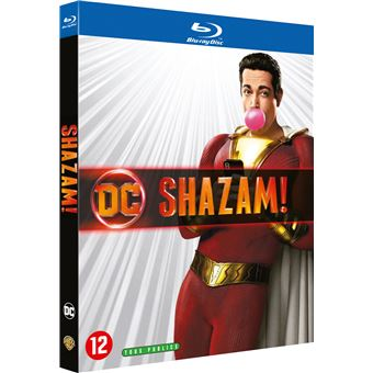 ShazamShazam ! Blu-ray