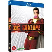 Shazam ! Blu-ray