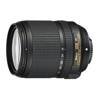 Objectif Nikon AF-S DX Nikkor 18-140 mm f/3.5-5.6 G ED VR Noir