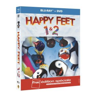 Happy Feet 2 films Combo Blu-ray + DVD Edition spéciale Fnac