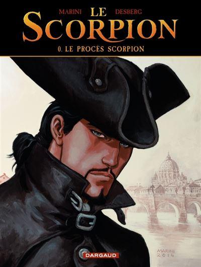 Le Scorpion - Hors-série - Le Procès Scorpion (réédition)
