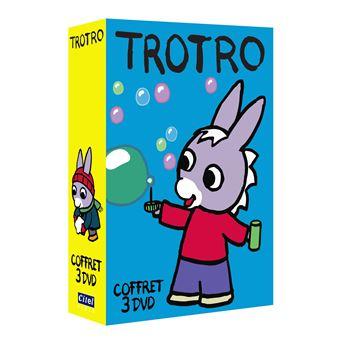 L'âne TrotroTrotro (COFFRET VOL2)-3DVD-FR