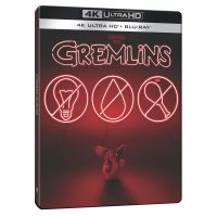Gremlins Steelbook Blu-ray 4K Ultra HD