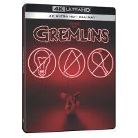 GREMLINS-FR-BLURAY 4K STEELBOOK