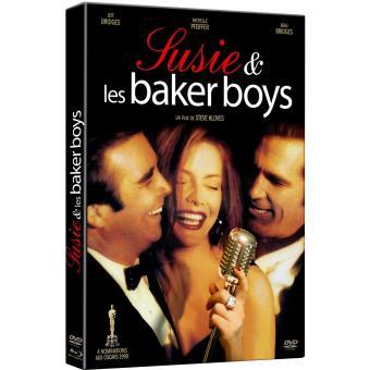 Susie et les Baker Boys DVD