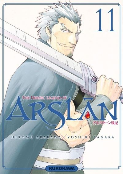 Arslân - tome 11 - The Heroic Legend Of Arslan