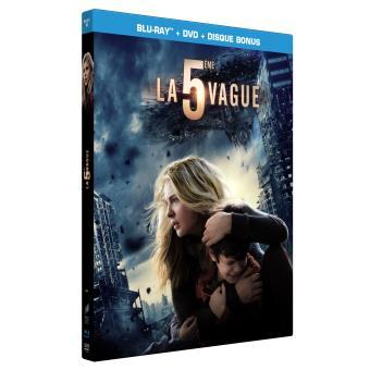 La 5e vagueLa 5ème vague Edition Collector Blu-ray + DVD + UV