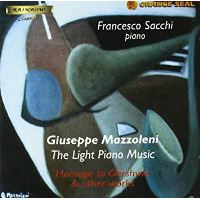 The Light Piano Music Homage To Gershwin And Other Works