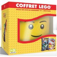 LEGO LA GRANDE AVENTURE - LEGO BATMAN - BOITE RANGEMENT-VF