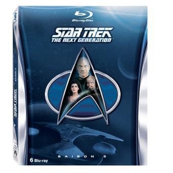 Star Trek The Next GenerationStar Trek The Next Generation Coffret intégral de la Saison 5 - Blu-Ray