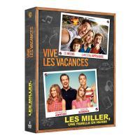 Coffret Vive les vacances, Les Miller, une famille en herbe DVD