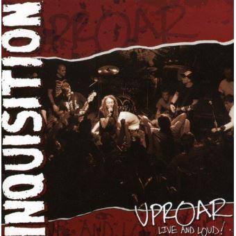 Uproar Live & Loud + Dvd