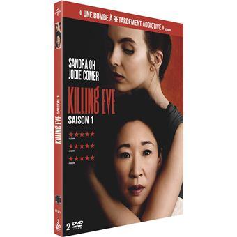 Killing EveKilling Eve Saison 1 DVD