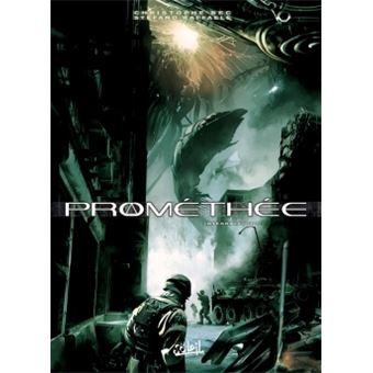ProméthéeProméthée - Intégrale T10 à