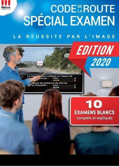 Code de la route special examen 2020