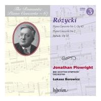 Concertos pour piano numéros 1 et 2