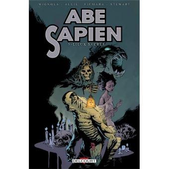 Abe SapienAbe Sapien 05. Lieux sacrés