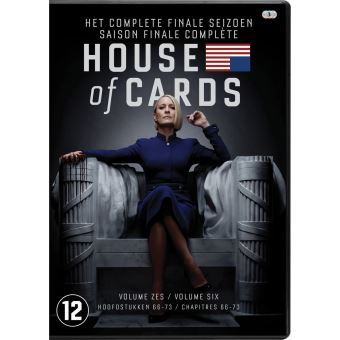 HOUSE OF CARDSTHE FINAL SEASON-BIL