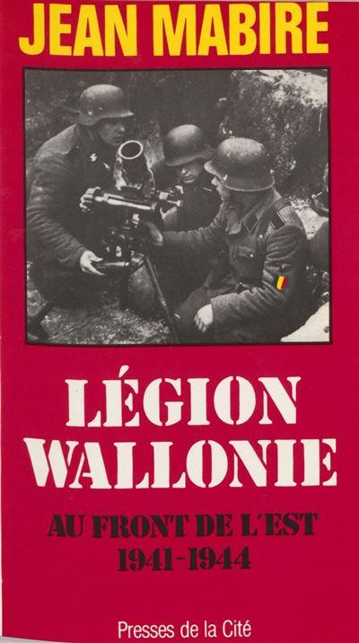 Légion Wallonie - 9782258125841 - 8,99 €
