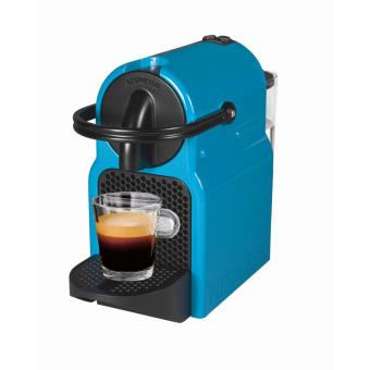 expresso capsules magimix nespresso inissia 11356 bleu pacifique achat prix fnac. Black Bedroom Furniture Sets. Home Design Ideas
